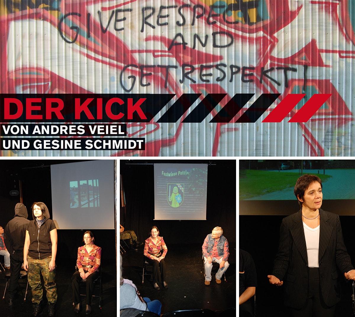 Theaterprojekt Der Kick