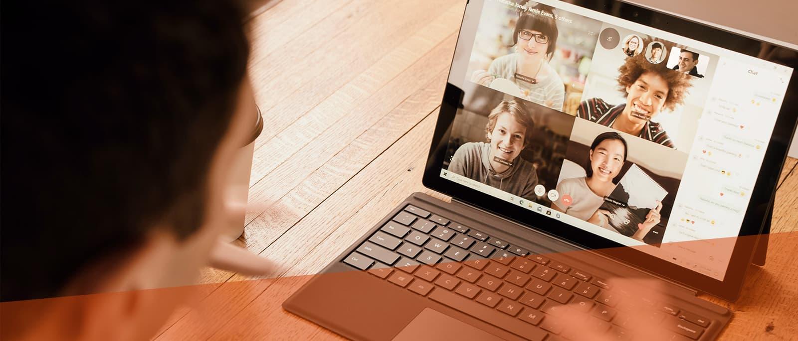 Online reden und überzeugen - Virtuelle Rhetorik